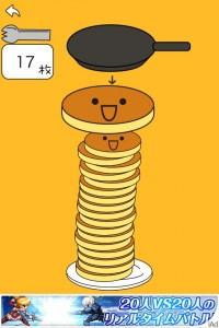 パンケーキタワー5
