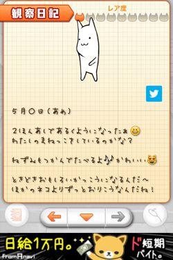 にゃんこハザード ~とあるネコの観察日記~7