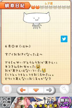 にゃんこハザード ~とあるネコの観察日記~9