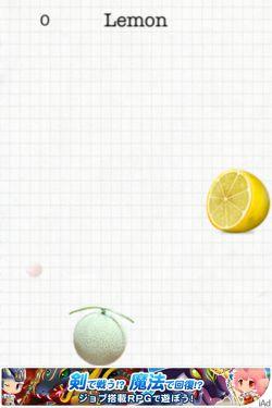 レモン メロン マカロン3