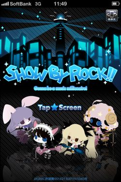 SHOW BY ROCK!!1