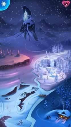 アナと雪の女王: Free Fall10