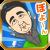 【あべぽよ~】あべちゃんが飛ぶアプリ!タイミングを合わせてタップで空の果てまで行こう!