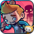 【ゾンビアタック!】ゾンビの現れる町で暮らそう!みんなでゾンビ退治をしながら町を探索大冒険するゲームアプリ!