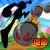 【ミサイル地獄】飛んでくるミサイルをひたすら避けて進め!誰でも遊べる簡単ランゲームアプリ!
