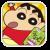 【クレヨンしんちゃん 嵐を呼ぶ 炎のカスカベランナー!!】しんちゃんと走り抜けろ!タッチで攻略のランゲームアプリ!
